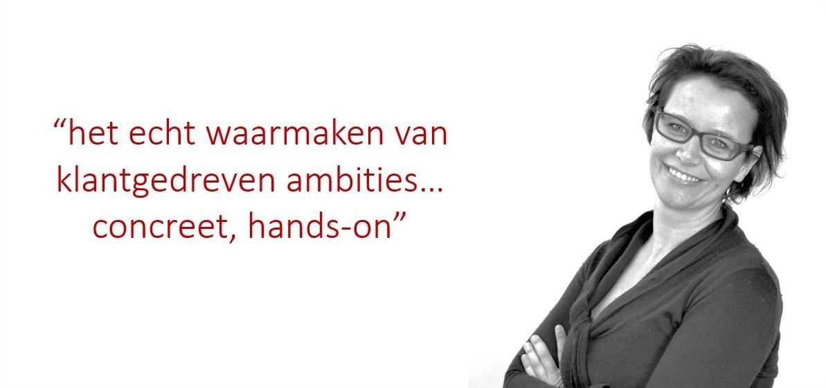 Rianne Klein Geltink quote